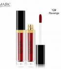 imagic velvet liquid lipgloss-#12