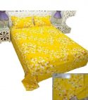 king size twill cotton bed sheet
